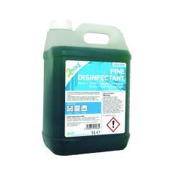 Cheap Stationery Supply of 2Work Disinfectant and Deodoriser Fresh Pine 5 Litre Bulk Bottle 204 Office Statationery