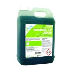 Cheap Stationery Supply of 2Work Antibacterial Washing Up Liquid 5 Litre 221 Office Statationery