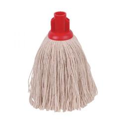 Cheap Stationery Supply of 2Work Twine Rough Socket Mop 12oz Red (Pack of 10) 101851R Office Statationery