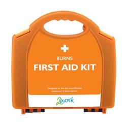 Cheap Stationery Supply of 2Work Burns First Aid Kit Small X6090 Office Statationery