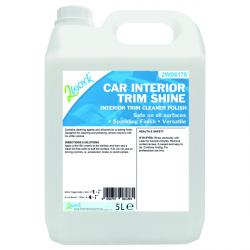 Cheap Stationery Supply of 2Work Car Interior Trim Shine 5L 604 Office Statationery