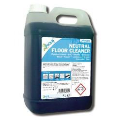 Cheap Stationery Supply of 2Work Neutral Floor Cleaner Lemon Fragrance 5 Litre Bulk Bottle 2W06292 Office Statationery