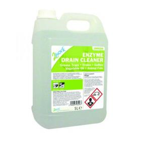 2Work Enzyme-Based Drain Cleaner 5 Litre Bulk Bottle 2W06296