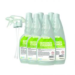 Cheap Stationery Supply of 2Work Kitchen Cleaner Degreaser 750ml (Pack of 6) 219 Office Statationery