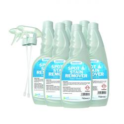 Cheap Stationery Supply of 2Work Carpet Spot/Stain Remover 750ml (Pack of 6) 442 Office Statationery
