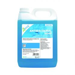 Cheap Stationery Supply of 2Work Antibacterial Soap 5 Litres 212 Office Statationery