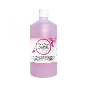 2Work Pink Pearlised Luxury Foamy Hand Soap 750ml 402