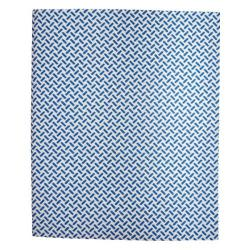 Cheap Stationery Supply of 2Work Med Weight Cloth 380x400mm Blue (Pack of 5) 103179B Office Statationery