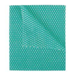 Cheap Stationery Supply of 2Work Economy Cloth 420x350mm Green (Pack of 50) 104420GREEN Office Statationery