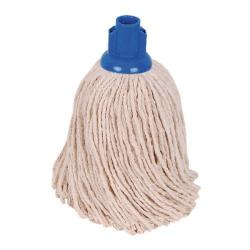 Cheap Stationery Supply of 2Work PY Smooth Socket Mop 14oz Blue (Pack of 10) 103178B Office Statationery