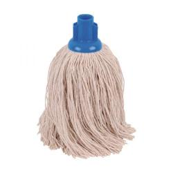 Cheap Stationery Supply of 2Work Twine Rough Socket Mop 14oz Blue (Pack of 10) 101855B Office Statationery