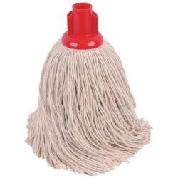 Cheap Stationery Supply of 2Work Twine Rough Socket Mop 14oz Red (Pack of 10) 101855R Office Statationery