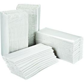 2Work 2-Ply C-Fold Hand Towels White (Pack of 2355) HC2W23VW