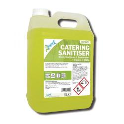 Cheap Stationery Supply of 2Work Odourless Catering Sanitiser 5 Litre Bilk Bottle 201TFN Office Statationery
