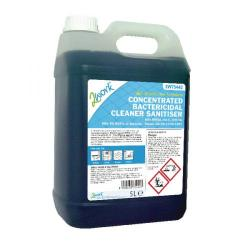 Cheap Stationery Supply of 2Work Concentrated Bactericidal Cleaner Sanitiser 5 Litre 2W75442 Office Statationery