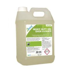 Cheap Stationery Supply of 2Work Heavy Duty Gel Oven Cleaner Liquid Gel 5 Litre 2W75995 Office Statationery