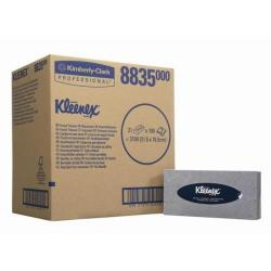 Cheap Stationery Supply of Kleenex Facial Tissues Box 2 Ply 100 Sheets White 8835 Pack of 21 Office Statationery