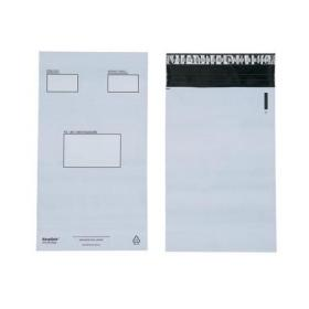 Keepsafe Envelope Extra Strong Polythene Opaque C5 W165xH240mm Peel & Seal Ref KSV-MO1 Box 100