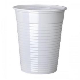 Cup for Cold Drinks Non Vending Machine 7oz 207ml White Ref 0510058 Pack of 100