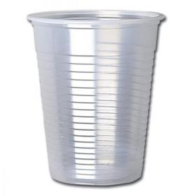 Cup for Water Cold Drinks Plastic Non Vending Machine 7oz 207ml Clear Ref 30009 Pack of 100
