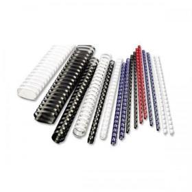 Gbc 4028234 8mm Blue Comb Binders