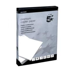 Cheap Stationery Supply of 5 Star Elite Copier Paper Smooth Ream-Wrapped 80gsm A3 High White 500 Sheets 340409 Office Statationery
