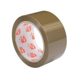 5 Star Office Packaging Tape Polypropylene 48mm x 66m Buff