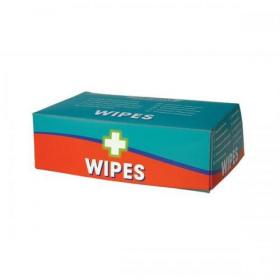 Wallace Cameron Wipes Alcohol Free for all First-Aid Kits Ref 1602014 Pack of 100