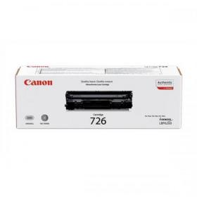 Canon 726 Laser Toner Cartridge Page Life 2100pp Black Ref 3483B002