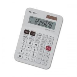 Cheap Stationery Supply of Sharp (8 Digit) Solar/Battery-Power Desktop Calculator 1 Key Memory 8-Digit EL330FB Office Statationery