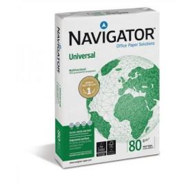 Navigator Universal Paper Multifunctional Ream-Wrapped 80gsm A4 White Ref NUN0800033 5 x 500 Sheets