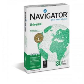 Navigator Universal Paper Multifunctional 80gsm A3 Wht Ref NUN0800037 500 Shts REDEMPTION Apr-June 20