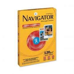 Cheap Stationery Supply of Navigator Colour Documents Paper 120gsm A4 White NCD1200009 250 Sheets REDEMPTION April-June 20 Office Statationery