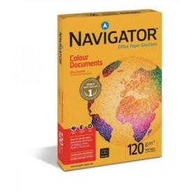 Navigator Colour Documents Paper Ream-Wrapped 120gsm A3 White Ref NCD1200017 500 Sheets