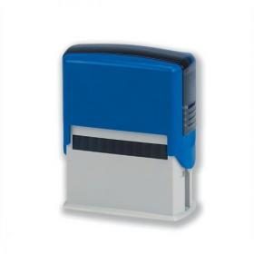 5 Star Office Custom Self-Inking Imprinter Stamp 40x15mm 4 lines