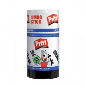 Pritt Stick Glue Solid Washable Non-toxic Jumbo 90g Ref 45552966 Pack of 6