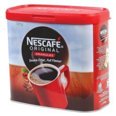 Nescafe Original Instant Coffee Granules Tin 750g Ref 12315566