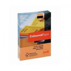Cheap Stationery Supply of Canon (A4) 80g/m2 Coloured Multifunctional Paper (Bright Orange) Ream-Wrapped - 500 Sheets 97002010 Office Statationery