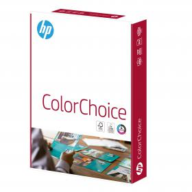 Hewlett Packard HP Color Choice Paper Smooth FSC 100gsm A4 Wht Ref 94291 500 Shts