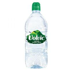 Cheap Stationery Supply of Volvic Go Natural Mineral Water Plastic Bottle with Sports Cap 1 Litre (Pack of 12) 02205 Office Statationery