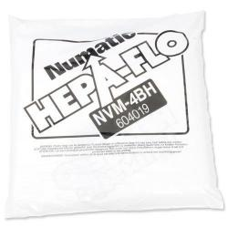 Cheap Stationery Supply of Numatic Replacement Vacuum HepaFlo Dust Bags for 900 & 750 & 570 604019 Pack of 10 Office Statationery