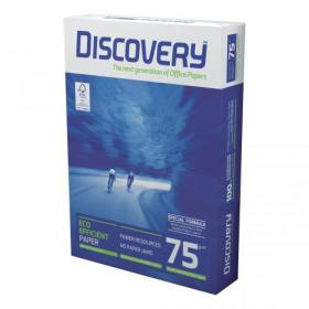 Discovery Paper FSC Ream-Wrapped 75gsm A3 White 500 Sheets