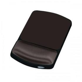 Fellowes Height Adjustable Gel Mouse Pad Graphite Ref 9374001
