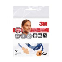 Cheap Stationery Supply of 3M Corded Reusable Ear Plugs 1271 87-98dB XA004837929 Office Statationery