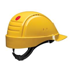 Cheap Stationery Supply of 3M Solaris Yellow Safety Helmet Pack of 1 G2000CUV-GU Office Statationery