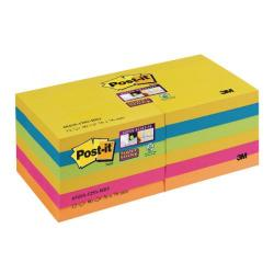 Cheap Stationery Supply of Post-it Super Sticky 76x76mm Rio (Pack of 12) 654-12SS-RIO Office Statationery