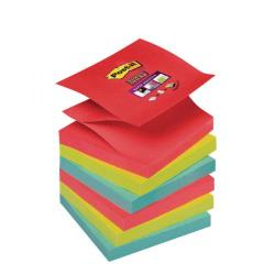 Cheap Stationery Supply of Post-it Super Sticky Z 76x76mm Bora Bora (Pack of 6) 70-0051-9784-6 Office Statationery