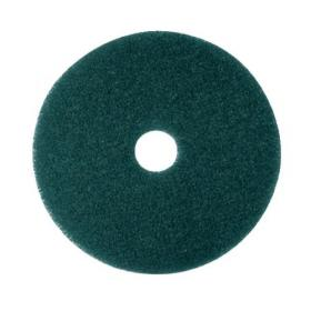 3M Scrubbing Floor Pad 380mm Green (Pack of 5) 2ndGN15