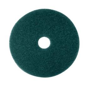3M Scrubbing Floor Pad 430mm Green (Pack of 5) 2NDGN17