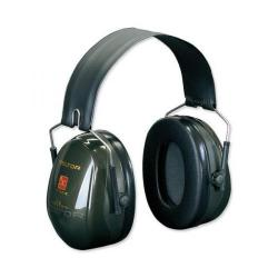 Cheap Stationery Supply of 3M H520F Peltor Optime II Foldable Ear Muff Defenders Black H520F-409-GQ Office Statationery